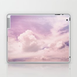 Lavender Sky Laptop & iPad Skin