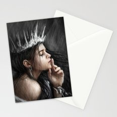 Queen of Secrets Stationery Cards