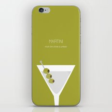 Martini - Alcohol iPhone & iPod Skin