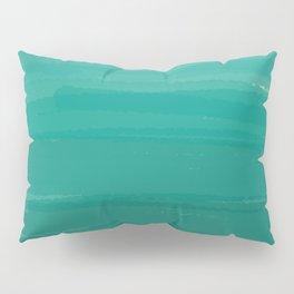 Sea Foam Dream Ombre Pillow Sham
