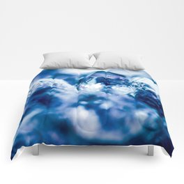 amethyst blue Comforters