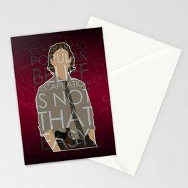 Criminal Minds - Reid Stationery Cards
