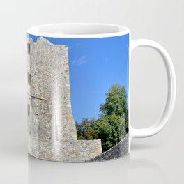 medieval fortress tower Coffee Mug