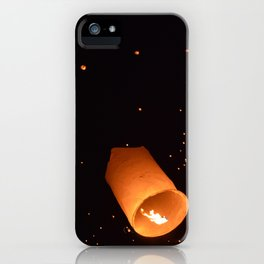 Lantern festival gusst iPhone Case