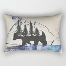Nature And Shapes Rectangular Pillow
