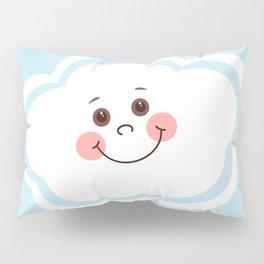 Cute Cloud Pillow Sham