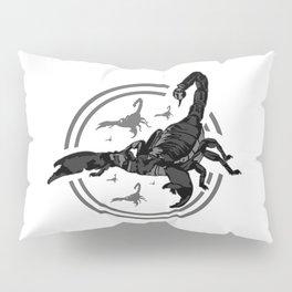 Scorpion GREY 2 Pillow Sham