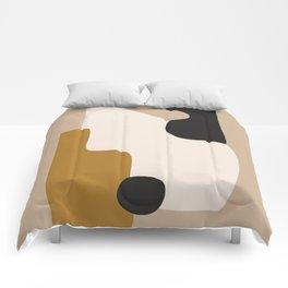 abstract minimal 16 Comforters