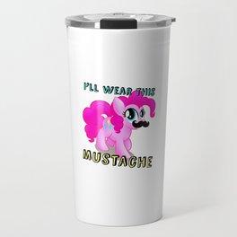 Pony Cute Horse Travel Mug