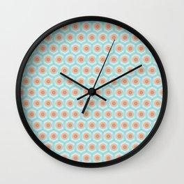 Patricia Pattern Wall Clock