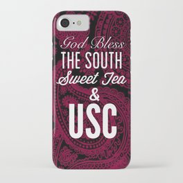 God Bless Y'all iPhone Case