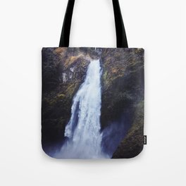 Secret Oregon Waterfall Tote Bag