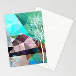 FLAMINGO P19-A Stationery Cards