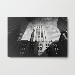 Canadian Bank of Commerce Building Metal Print