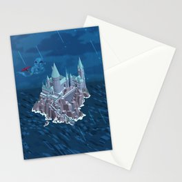 Hogwarts series (year 6: the Half-Blood Prince) Stationery Cards