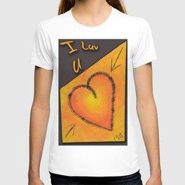 Luv U T-shirt