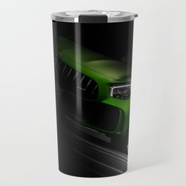 Beast of the Green Hell Travel Mug