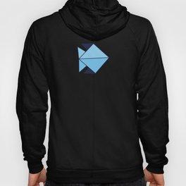 Origami Fish Hoody