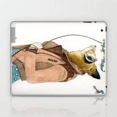 Fox and a Kite Laptop & iPad Skin