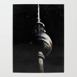 Tour de télévision de Berlin Poster