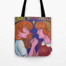 Florence Vs. Florence Tote Bag