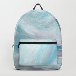 Trust - Dark and Moody Seascape Backpack