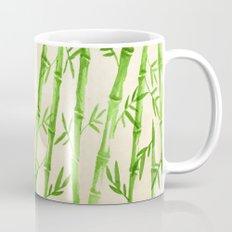 Bamboo Pattern Mug