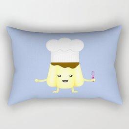 The Pudding Chef Rectangular Pillow