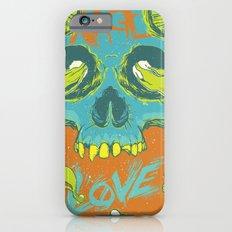 Rage Love Skull Slim Case iPhone 6s