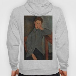 "Amedeo Modigliani ""The Boy"" Hoody"