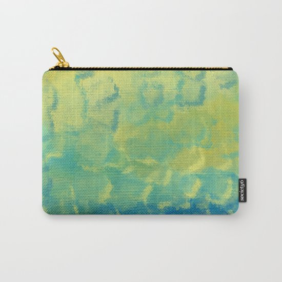 Watercolor Splash #1 #art #society6 Carry-All Pouch