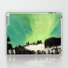 Dont Forget Northern Lights Laptop & iPad Skin