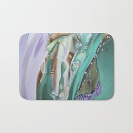 Wave Bath Mat