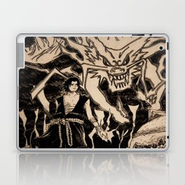 sasuke Laptop & iPad Skin
