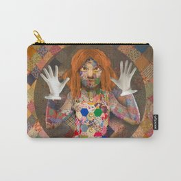 Scraps, the Patchwork Girl of Oz Carry-All Pouch