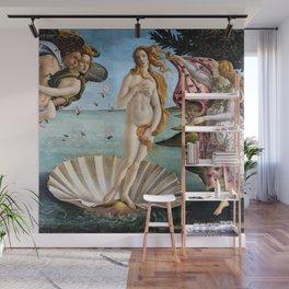 The Birth of Venus - Sandro Botticelli Wall Mural