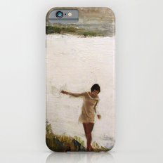 Lake and Girl Slim Case iPhone 6s