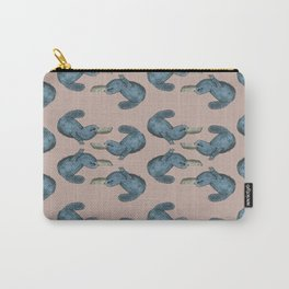 Blue Platypus Carry-All Pouch