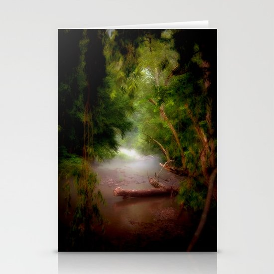 Mystic Creek Stationery Cards