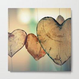Hearts | Coeurs Metal Print