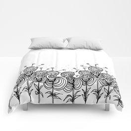 Flower Collection, by Virginia Casado Polo Comforters