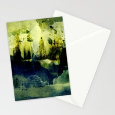 abstract landscape with light Stationery Cards