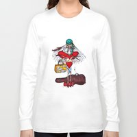 gypsy Long Sleeve T-shirts featuring Gypsy by Natalie Easton