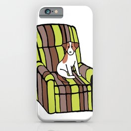 Eddie & The Ugly Chair iPhone Case