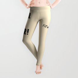 War is over, if you want it, peace message, vintage illustration, anti-war, Happy Xmas, song quote Leggings