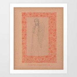 Finding Refuge : Better Angels Series Art Print