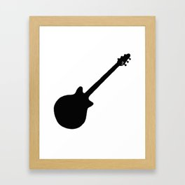 The Red Special  Framed Art Print