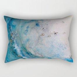 Bombora...ghost surfer Rectangular Pillow