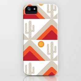 DESERT HILLS 1 iPhone Case