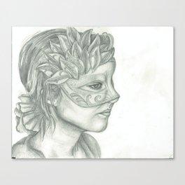 Dendranthemum Canvas Print